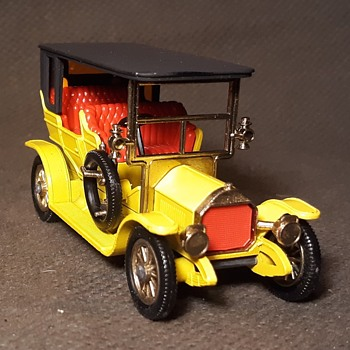 Materialistic Mainly Matte Matchbox Monday Y-5 1907 Peugeot  1969-1970 - Model Cars