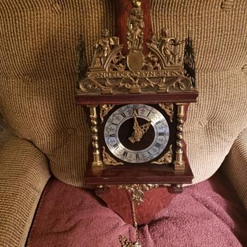 Hermle Clock - Clocks