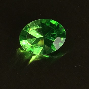 Old stone from ring  - Gemstones