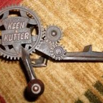 Keen Kutter Apple Peeler