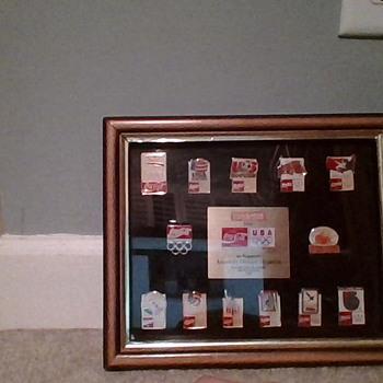 pins for wins - Coca-Cola