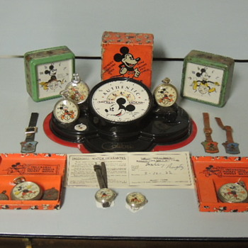 MY INGERSOLL MICKEY COLLECTION - Wristwatches