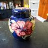 W. Moorcroft Ginger Jar