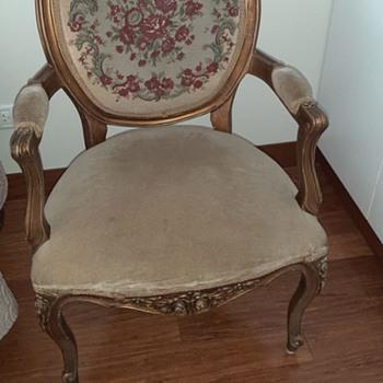 Classic chair  - Furniture