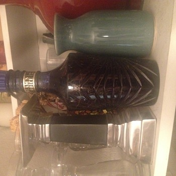 Jim Beam vintage bottle unopened