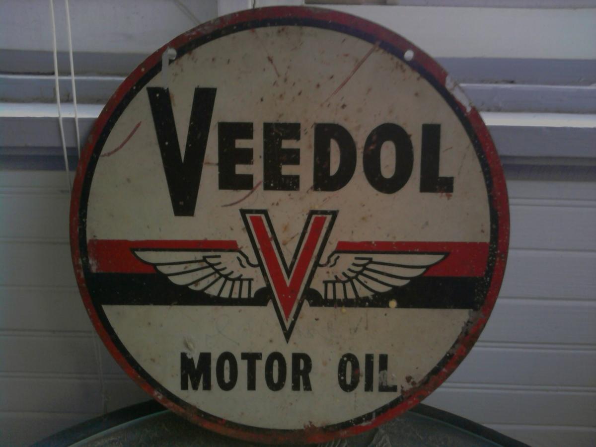 veedol oil collectors weekly. Black Bedroom Furniture Sets. Home Design Ideas