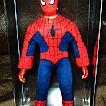 1970s Mego Spiderman - Toys