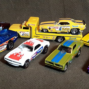 1/64 Scale Diecast Funny Cars Or She Drives Funiculars  - Model Cars