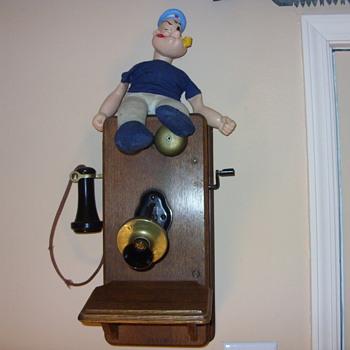 KELLOG PHONE - Telephones