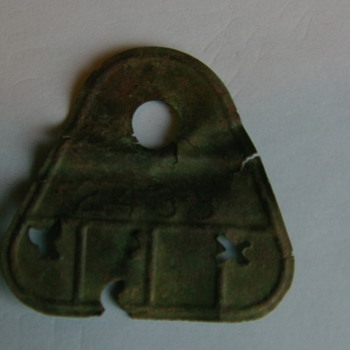 NEED HELP IDENTIFYING FOUND IN MAINE>>>HUNTING TAG?