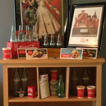 A new shelf for my collection! - Coca-Cola