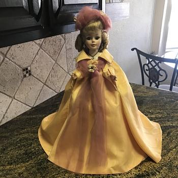 Vintage Alexander doll