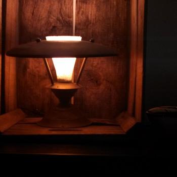 a little ol lamp - Lamps