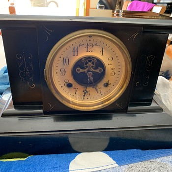 Clock in need of identifying  - Clocks