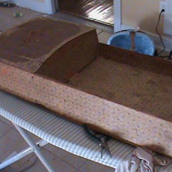PrairieTrunk restoration project - Furniture