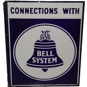 Connections with Bell System - Signs