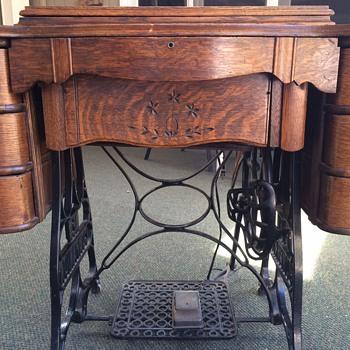 New Companion Sewing Machine Cabinet - Furniture