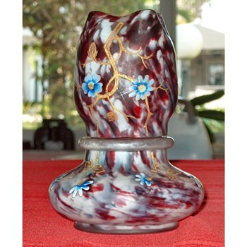 Fairy Lamp - Mystery - Art Glass