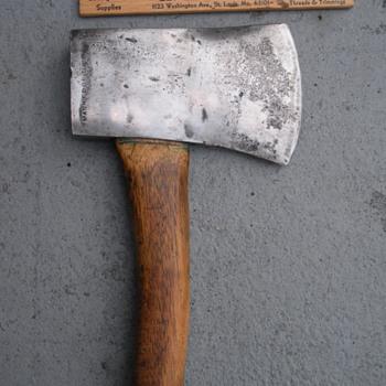 Mann Tool ax hatchet