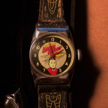 Tom Corbett-Space Cadet Wristwatch - Wristwatches