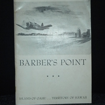 Barber's Point - Military and Wartime