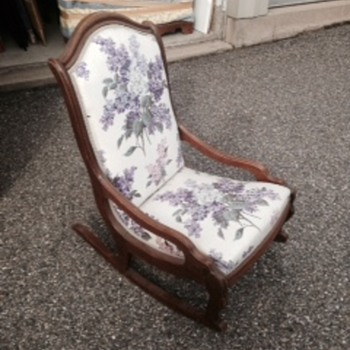 Inherited Chair - Furniture