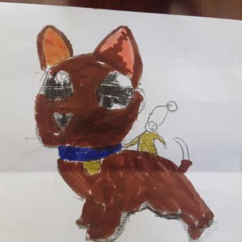 Chihuahua in fine art ? - Fine Art
