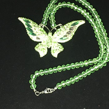 Butterfly - Costume Jewelry