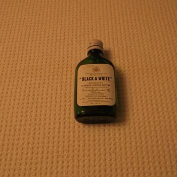 liquor collectables - Bottles