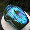 Loetz Neptun Vase ,creta Silberirs