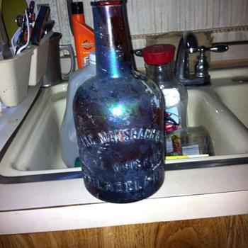 Isaac Mansbach Fine Whiskies Philadelphia  - Bottles