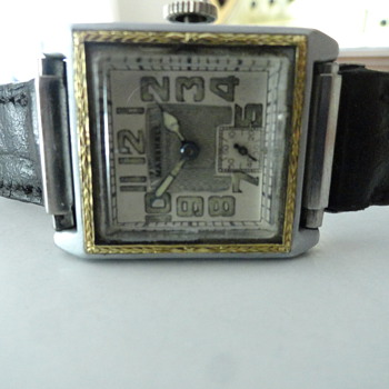 My Marshall Wrist Watch - Wristwatches