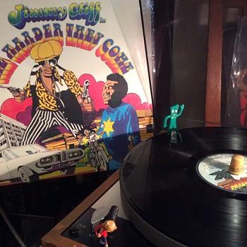 Jamin Wof my big head - Records