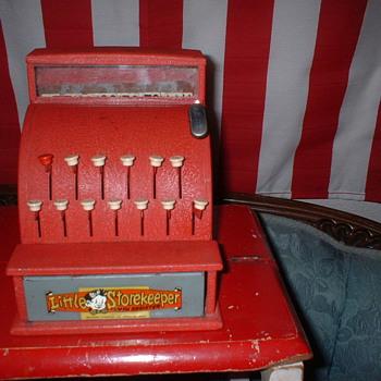Toy Cash Register