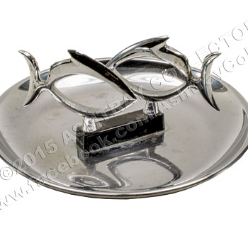 Hamilton Fish Ashtray - Tobacciana