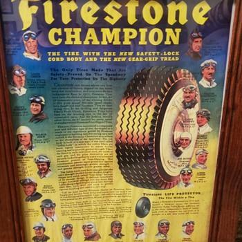 Firestone - Signs