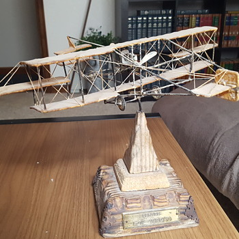 1909/10 Curtiss Pusher Model - Toys