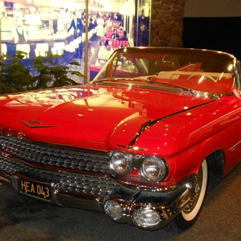 Petersen Automotive Museum Featuring the Studebake Lark Wagaonaire - Classic Cars