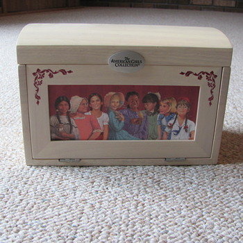American Girls Collection Jewelery Box