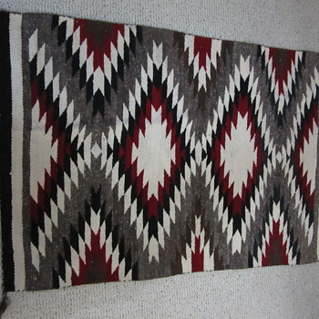 Navajo rug I think - Rugs and Textiles