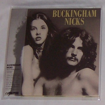 Buckingham Nicks - Records