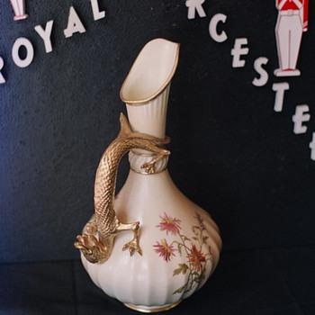 Wife's Royel Worcester Ewer?? - China and Dinnerware