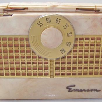 Emerson Portable Radios - Radios