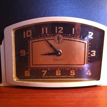 Nice Lux Deco Clock
