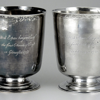 Paul Revere Conservation & Preservation - Silver