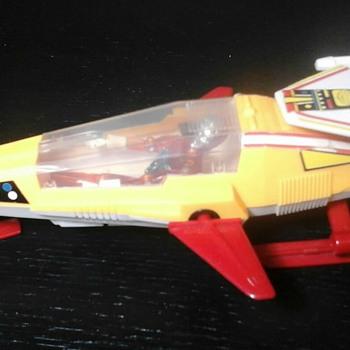 Micronauts  Solarion  - Toys