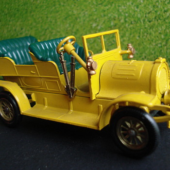 Matchbox Monday - Models of Yesteryear by Lesney (England) - Model Cars