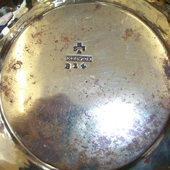 Arts & Crafts Friut Bowl by Keswick School of Industrail Art - Arts and Crafts