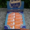 Vintage Doctor's Razor Blades Counter Top Display