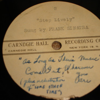 Carnegie Hall Recording Co.